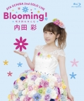 【Blu-ray】内田彩/2nd LIVE Blooming! ~咲き誇れみんな~