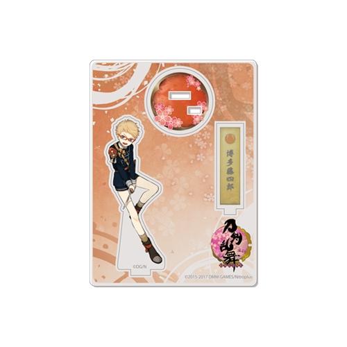 刀剣乱舞-ONLINE- アクリルフィギュア(戦闘) 46 博多藤四郎