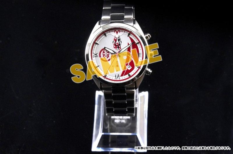【グッズ-時計】Fate/Apocrypha 腕時計/INDEPENDENTコラボ 赤のセイバー