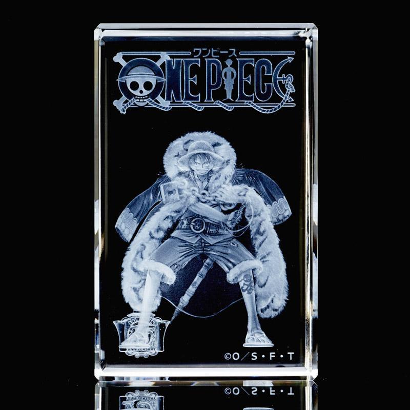 【グッズ-置きもの】キュービックシアター ワンピース コレクション Log Collectionシリーズ ゾロ (15周年記念ヴァージョン)