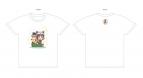 【グッズ-Tシャツ】あらいぐまラスカル x けものフレンズ 作品コラボTシャツ(L)【AnimeJapan 2018】