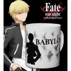【グッズ-マグカップ】Fate/stay night[Unlimited Blade Works] チェンジングマグカップ -GATE OF BABYLON-
