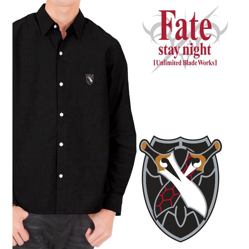 Fate/stay night[Unlimited Blade Works] オックスフォードシャツ(アーチャー)メンズ/(サイズ/L)