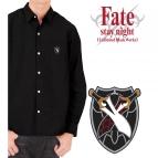 【グッズ-シャツ】Fate/stay night[Unlimited Blade Works] オックスフォードシャツ(アーチャー)メンズ/(サイズ/XL)