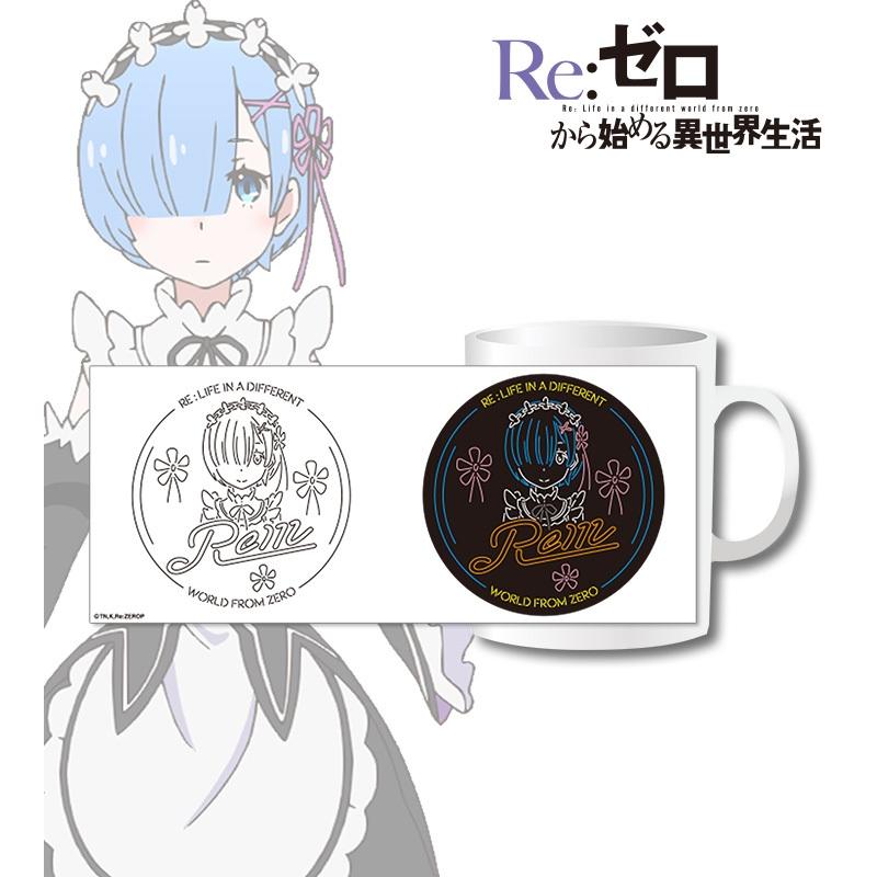 Re:ゼロから始める異世界生活 Ani-Neon マグカップ/レム