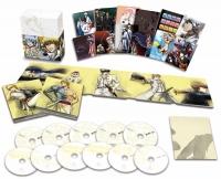 900【Blu-ray】※送料無料※TV 銀魂 Blu-ray Box 下 完全生産限定版