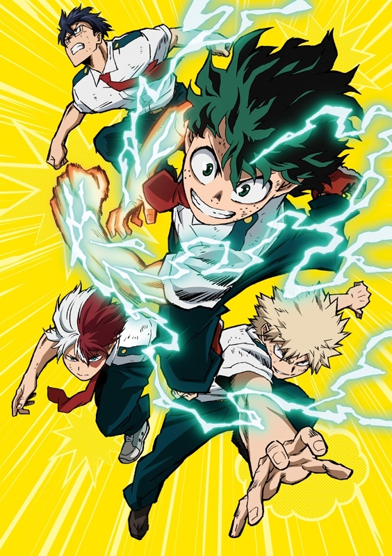 【DVD】TV 僕のヒーローアカデミア 3rd Vol.1 初回生産限定版