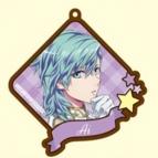 【グッズ-ストラップ】うたの☆プリンスさまっ♪ マジLOVEレジェンドスター ラバーストラップ 美風藍