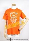 【グッズ-Tシャツ】セガ SEGAハード×豊天商店 Tシャツ/ドリームキャスト オレンジ Lサイズ