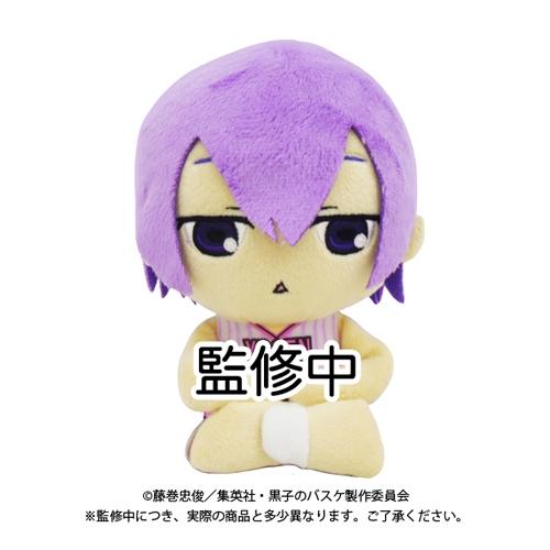 黒子のバスケ おすわりぬいぐるみクッション/紫原敦