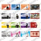 【グッズ-ブックカバー】ACCA13区監察課 ストーンペーパーブックカバーコレクション