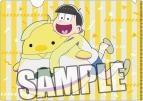 【グッズ-クリアファイル】おそ松さん クリアファイル2枚セット「十四松・トド松」ちゅんコレと一緒Ver.