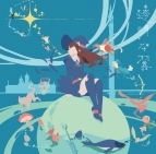 【主題歌】TV リトルウィッチアカデミア 第2クール ED「透明な翼」/大原ゆい子 アニメ盤