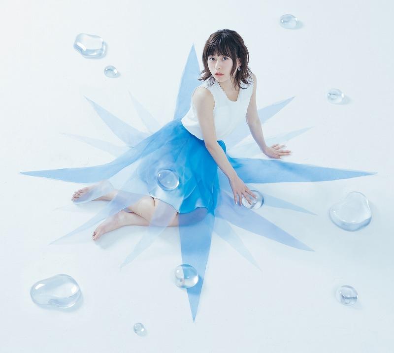 【アルバム】水瀬いのり/BLUE COMPASS 初回限定盤