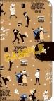 【グッズ-カバーホルダー】東京喰種トーキョーグール:re  手帳型スマートフォンケース/ゆるパレット