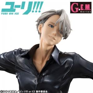 【フィギュア】G.E.M.シリーズ ユーリ!!! on ICE ヴィクトル・ニキフォロフ 完成品フィギュア