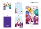 【グッズ-クリアファイル】夏目友人帳  3ポケットクリアファイル 夏目とニャンコ先生