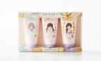 【グッズ-化粧雑貨】3月のライオン  3種のハンドクリームセット