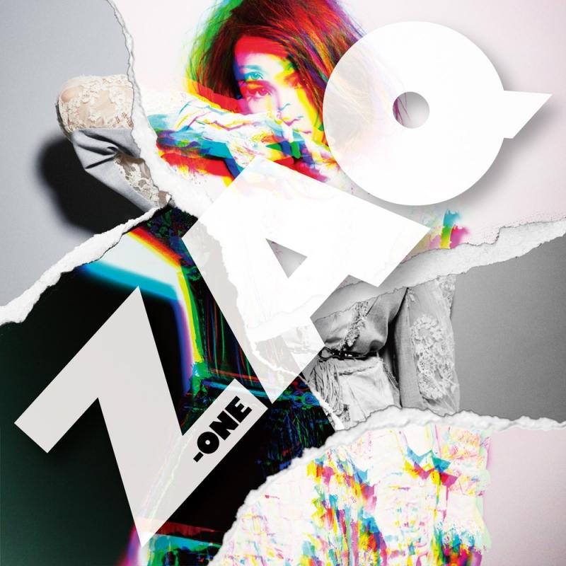 【アルバム】ZAQ/Z-ONE 通常盤