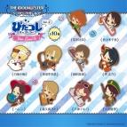 【グッズ-ストラップ】アイドルマスター シンデレラガールズ ぴたコレラバーストラップ Vol.2 ver.Cool