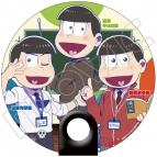 【グッズ-うちわ】おそ松さん  うちわ/おそ松&カラ松&チョロ松
