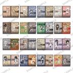 【グッズ-クリアファイル】けものフレンズ ぷちクリアファイルコレクション