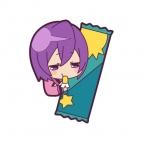 【グッズ-クリップ】黒子のバスケ ピョコッテ  紫原敦