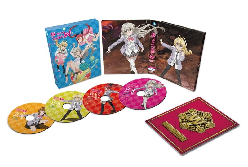 900【Blu-ray】TV 這いよれ!ニャル子さんW Blu-ray BOX 初回生産限定版