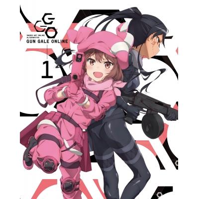 【DVD】TV ソードアート・オンライン オルタナティブ ガンゲイル・オンライン 1 完全生産限定版