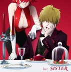 【主題歌】TV Cutie Honey Universe ED「SISTER」/luz 通常盤