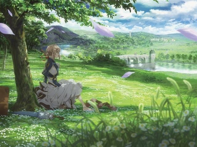 【Blu-ray】TV ヴァイオレット・エヴァーガーデン 2
