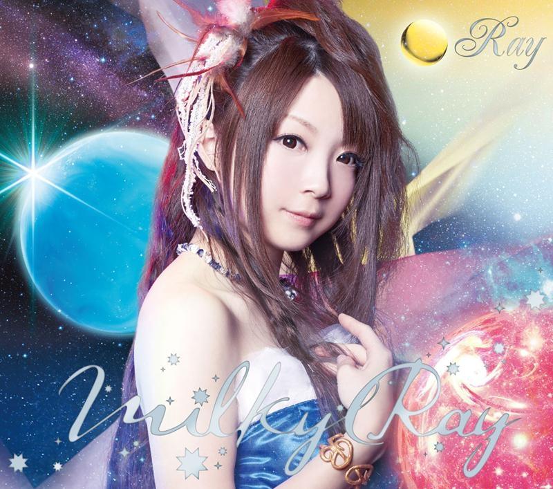 900【アルバム】Ray/Milky Ray 初回限定盤