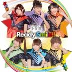 【主題歌】TV プリパラ OP「Ready Smile!!」/i☆Ris 通常盤