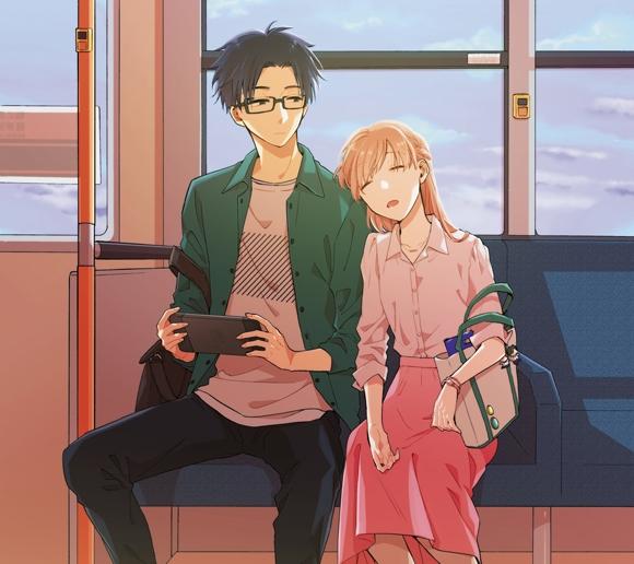 【主題歌】TV ヲタクに恋は難しい ED「キミの隣」/halca ヲタ恋盤