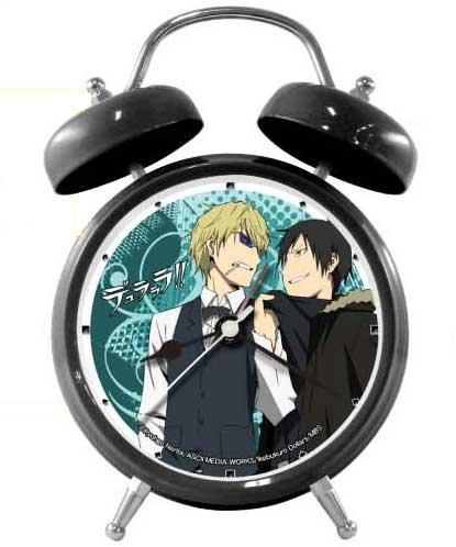 【グッズ-時計】デュラララ!! 音声入り目覚まし時計