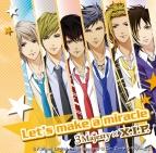 【アルバム】ときめきレストラン☆☆☆ 3 Majesty×X.I.P. Let's make a miracle 通常盤