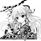 【グッズ-バック】Angel Beats! ビッグサイズトートバック【Character1 2017】