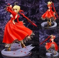 900【美少女フィギュア】Fate/EXTRA セイバー・エクストラ 完成品フィギュア