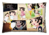 アニメイトオンラインショップ900【グッズ-ピローケース】くまみこ ナツの思い出ピローケース