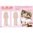 【コスプレ-衣装】化物語 羽川翼のパジャマ/A:レディースフリーサイズ
