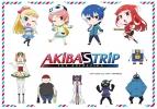 【グッズ-ステッカー】AKIBA'S TRIP-THE ANIMATION- ステッカーセット