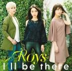 【主題歌】TV SPIRITPACT-黄泉の契り- ED「I'll be there」/Roys