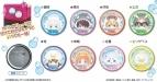 【グッズ-バッチ】銀魂 お団子水族館シリーズ CANバッジ