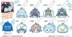 【グッズ-マスコット】銀魂 お団子水族館シリーズ ラバーマスコット
