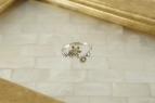 【グッズ-指輪】ツキウタ。  フリーサイズリング/L:albion