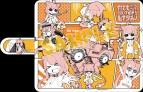 【グッズ-カバーホルダー】猫宮ひなた 手帳型スマートフォンケース/B