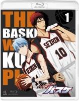 900【Blu-ray】TV 黒子のバスケ 1