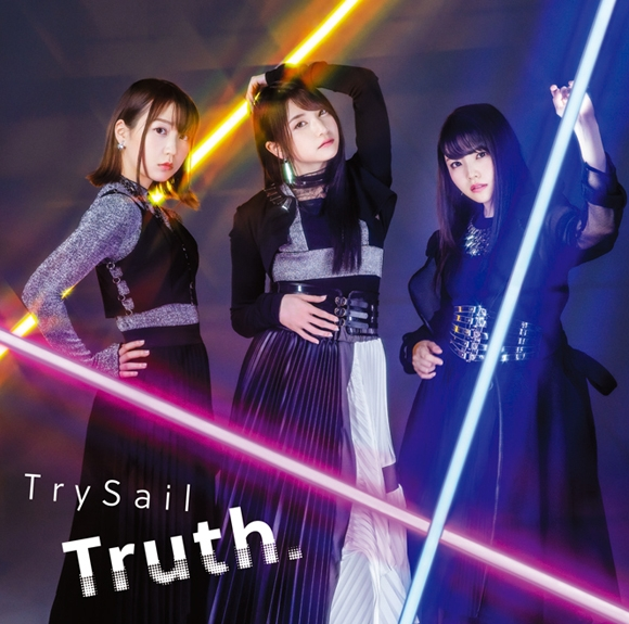 【主題歌】TV BEATLESS OP「Truth.」/TrySail 初回生産限定盤