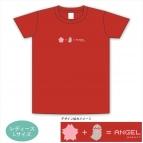 【グッズ-Tシャツ】名探偵コナン Tシャツ(ピクトデザイン 蘭L)