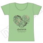 【グッズ-Tシャツ】ALIVE Tシャツ/Growth